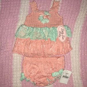 Beautiful Babygirl Outfit! NWT